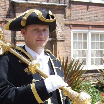 Chris Hobbs-East, Deal Town Council