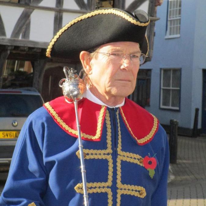 Frank Ferguson, Axbridge Town  Council.