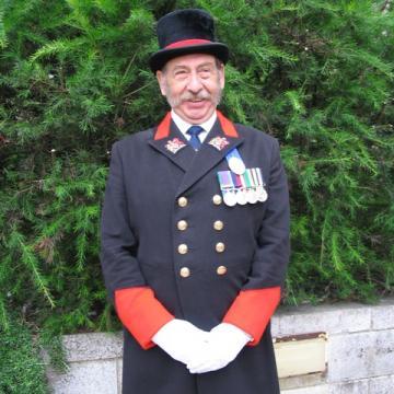 Graham J. Coxon, East Staffordshire Borough Council (Retired).