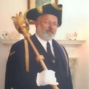 Joe Caruana, Hertford Town Council (Retired).