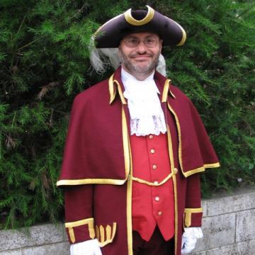 Owen Collier, Royal Wooton Bassett Town Council.
