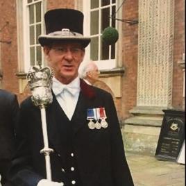 Robert McCarthy, Worcester City Council.
